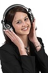 Listen royalty free stock image - click to enlarge