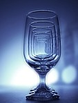 Glasses royalty free stock image - click to enlarge