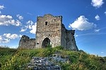 Ruin royalty free stock image - click to enlarge