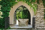 Archway royalty free stock image - click to enlarge