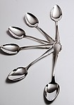 Spoon royalty free stock image - click to enlarge