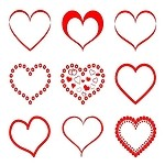 Heart royalty free stock image - click to enlarge