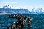 Fjord royalty free stock image - click to enlarge