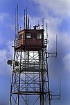 Observation / tower royalty free stock image - click to enlarge