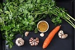 Carrot royalty free stock image - click to enlarge